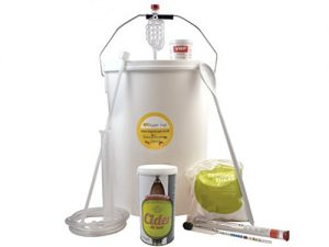 40 Pint (5 Gallon) Cider Making Starter Kit – Brewmaker Cider Deluxe