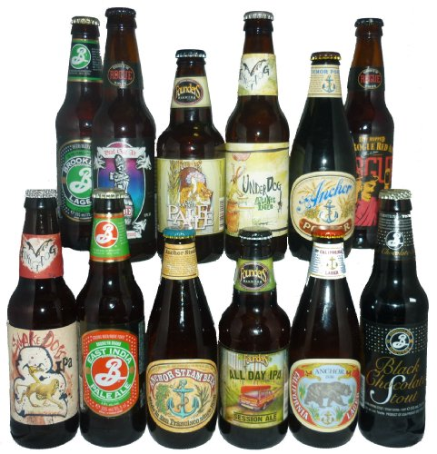 The Real Ale Store American Beer Selection