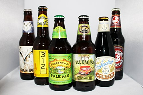 American Craft Beer Mixed Selection – 6 Pack
