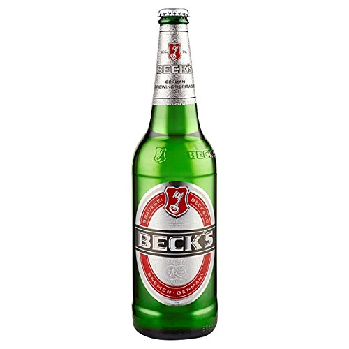 Beck's Beer 660ml (Pack of 12 x 660ml)