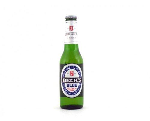 Becks – German Alcohol Free Beer – 24 x 275 ml – 0% ABV