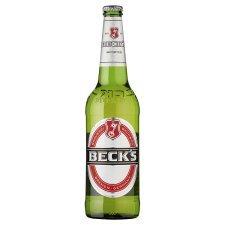 Becks – Premium German Lager Beer – 12 x 660 ml – 4.8% ABV