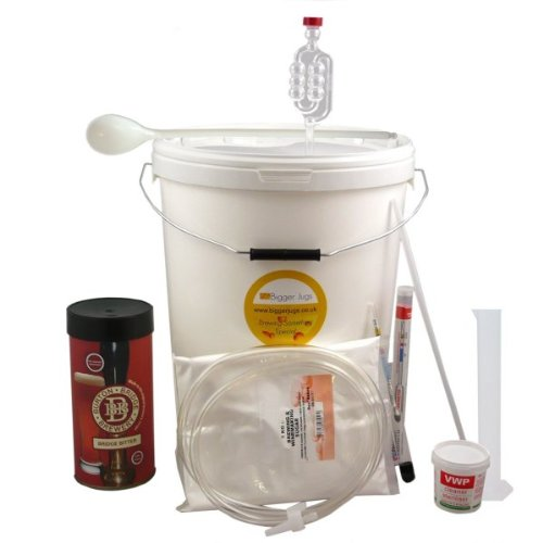 Beer Making Starter Kit – Burton Bridge Brewery Bitter