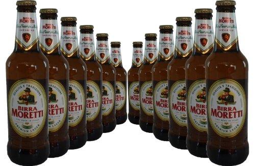 Birra Moretti – 12 x 330ml