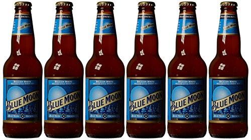 Blue Moon Belgian Style Wheat Ale 35.5 cl (Case of 6)