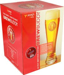 Brew Buddy Lager 40 Pints Home Brew Starter Kit