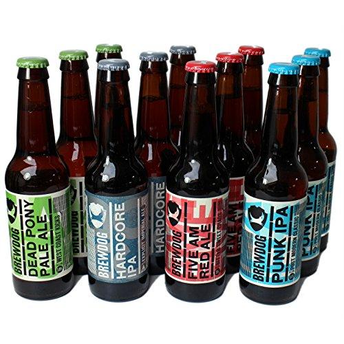 Brewdog : 24 Bottle Mixed Taster Case