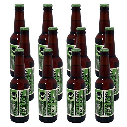 Brewdog Dead Pony Club Beer 330 ml (Case of 12)