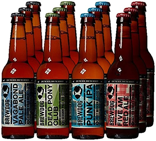 BrewDog: Headliner Mixed Case, 12 x 330 ml