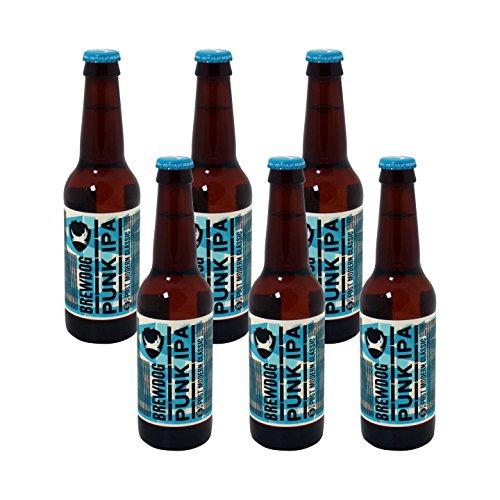 Brewdog Punk IPA Beer 330 ml (Case of 6)