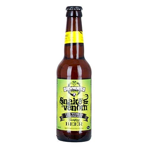 Brewmeister Snake Venom Fortified Beer, 330 ml