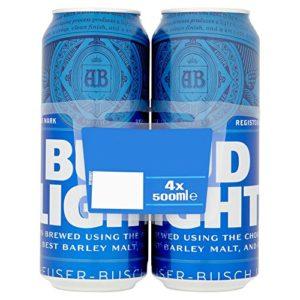 Bud Light 24 x 500ml Cans