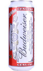 Budweiser American Lager 24x 568ml Cans