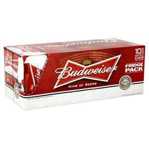 Budweiser Beer Cans 10 x 440ml