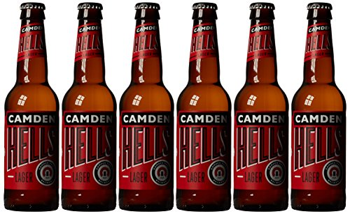 Camden Hells Lager, 6 x 330 ml