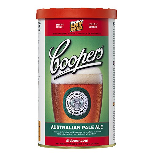 Coopers 905 Australian Pale Ale Homebrewing Hopped Malt Extract, HME