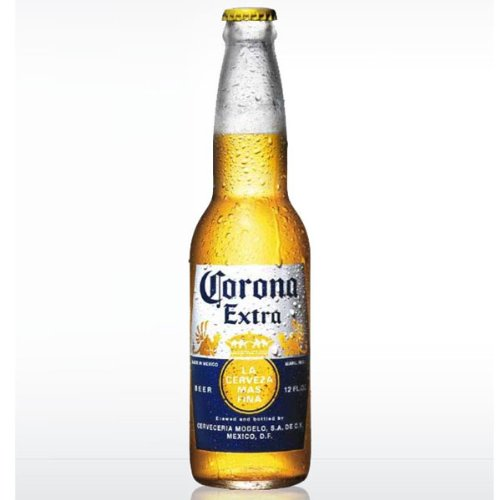 Corona Extra Imported Mexican Lager (24 x 330ml Bottles)