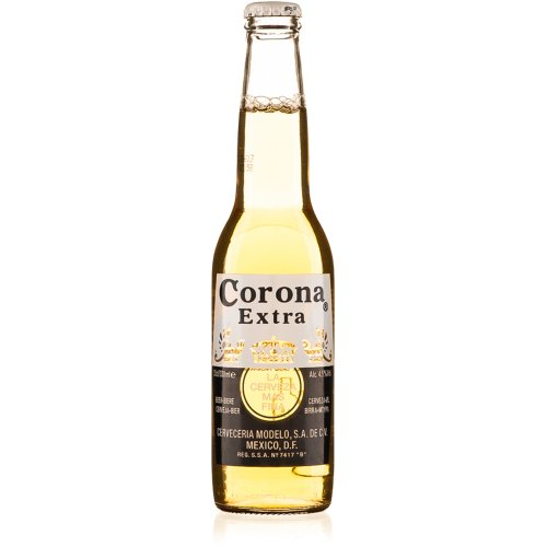 Corona – Premium Mexican Lager Beer – 24 x 330 ml – 4.6% ABV