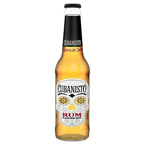 Cubanisto Rum Flavour Beer (24 x 330ml Bottles)