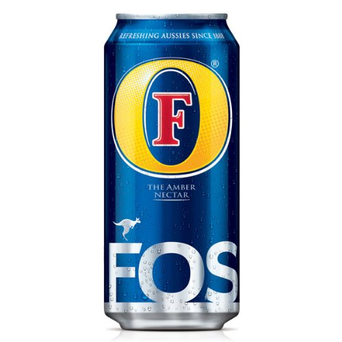 Fosters Lager (24 x 500ml Cans)