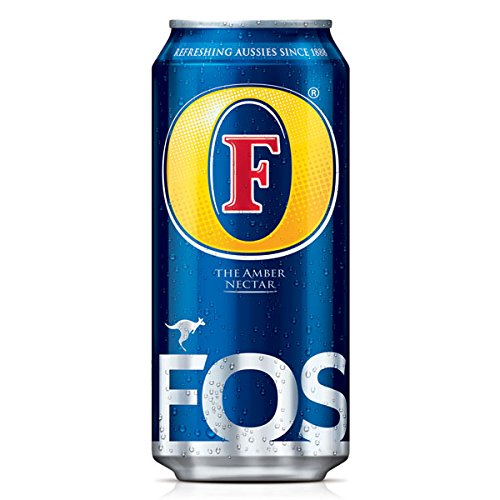 Fosters Lager (24 x 440ml Cans)