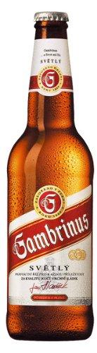 Gambrinus Beer Bottle – 10 x 500ml