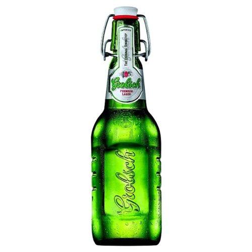 Grolsch – Premium Dutch Lager Beer – 12 x 450 ml – 5% ABV
