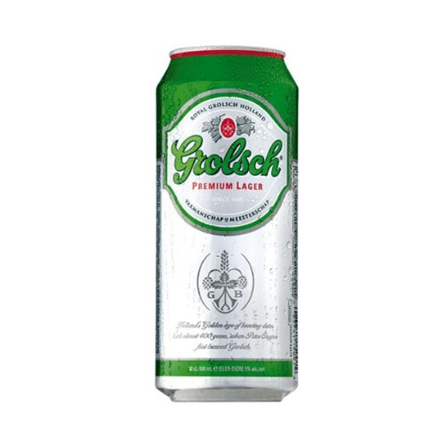 Grolsch Premium Lager (24 x 500ml Cans)