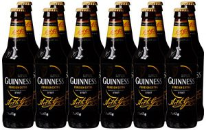 Guinness Foreign Extra Stout, 12 x 330 ml