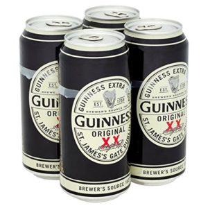 Guinness Original Stout 4 x 440ml