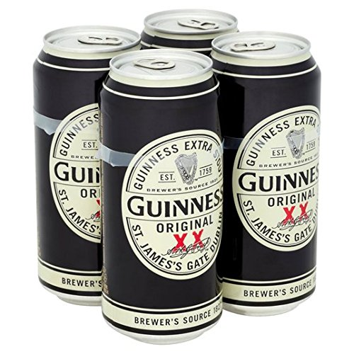 Guinness Original Stout 4 x 440ml