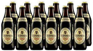 Guinness Original Extra Stout Beer 12 x 500 ml Bottle