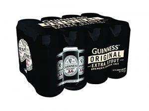 Guinness Original Extra Stout, 12 x 440ml