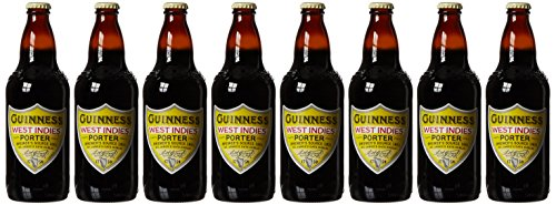 Guinness West Indies Porter Beer, 8 x 500 ml