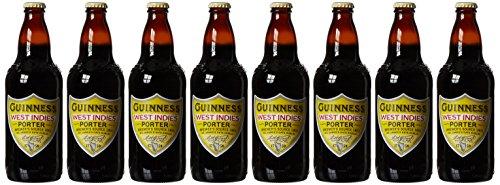 Guinness West Indies Porter Beer, 8 x 500 ml