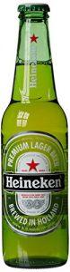 Heineken Lager Beer Bottle, 24 x 330ml