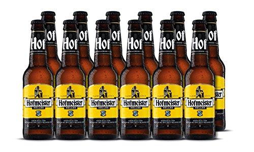 Hofmeister Helles Premium Lager   12 X 330ml Bottle Pack, 5% ABV   Authentic Imported Bavarian Lager   Vegan   Awarded…
