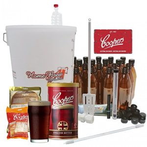Complete Beer Making Starter Kit – With Coopers English Bitter