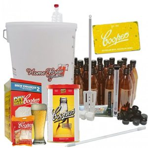 Home Brew Online Complete Beer Making Starter Kit – with Coopers Mexican Cerveza