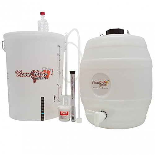 Home Brew Online Starter Equipment – with Barrel