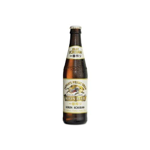 Kirin Ichiban Ale, 12 x 500 ml