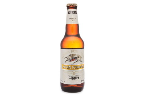 Kirin Beer Ichiban Bottle – 330ML