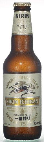 Kirin – Premium Ichiban Shibori Japanese Lager Beer – 24 x 330 ml – 5% ABV