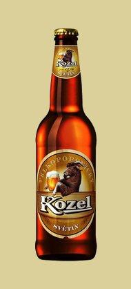 Kozel Beer 500ml – 10 Bottles per pack