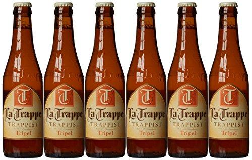 La Trappe Trappist Tripel Ale, 6 x 330 ml