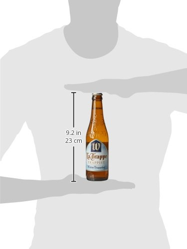 La Trappe Witte Beer, 12 x 330 ml