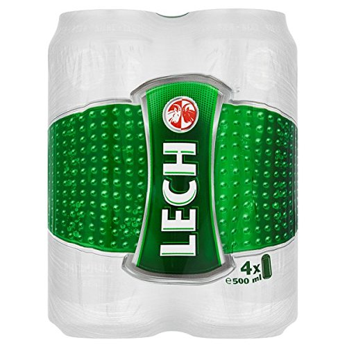 Lech Premium Lager (24 x 500ml Cans)