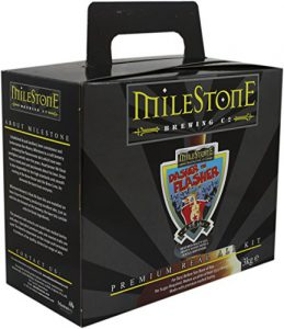 Milestone Christmas Ale Home Brew Beer Kit (Dasher The Flasher) Makes 40 Pints