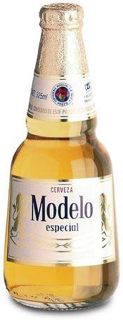Modelo Especial Cerveza Beer (24 x 355ml Bottles)