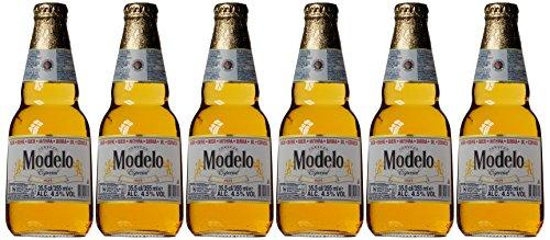 Modelo Especial Cerveza Beer, 6 x 335 ml